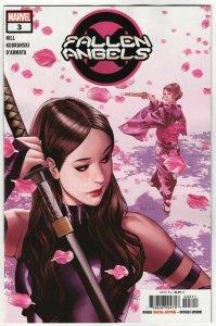 Fallen Angels #3 (Marvel, 2020) NM
