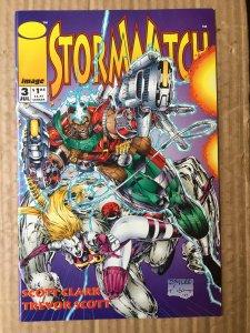 Stormwatch #3 (1993)