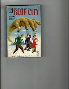 3 Books Blue City Roy Rogers and the Sure 'Nough Cowpoke Happiness Puppy JK11