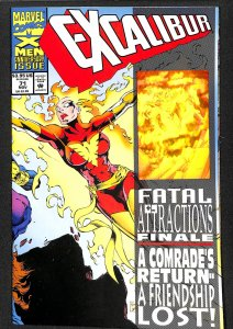 Marvel Especial Semanal: Fatal Attractions (MX) #6 (2013)