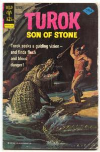 Turok, Son Of Stone #94 1975- Gold Key VG