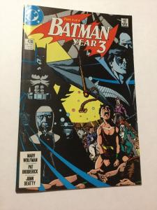 Batman 436 Year 3 Part 1 Of 4 VF Very Fine 8.0 First Appearance Of Tim Drake