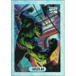 1994 Marvel Masterpieces Series 3 - HULK #4 Holofoil Subset