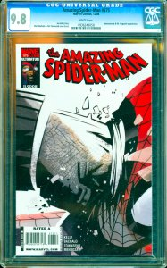 Amazing Spider-Man #575 CGC Graded 9.8 Hammerhead & Mr. Negative appearance.