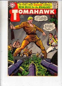 Tomahawk #108 (Feb-67) FN Mid-Grade Tomahawk