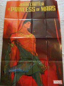 A PRINCESS OF MARS Promo Poster, 24 x 36, 2011, MARVEL, Unused 227