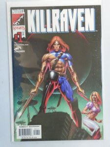 Killraven #1 6.0 FN (2001)