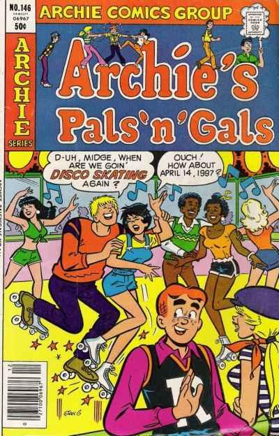 Archie's Pals 'N' Gals #146, NM- (Stock photo)
