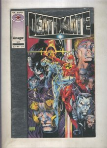 Deathmate septiembre 1993, prologue