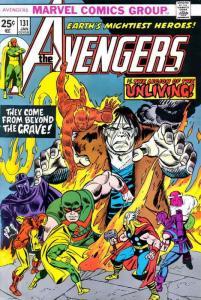 Avengers, The #131 FN; Marvel | save on shipping - details inside