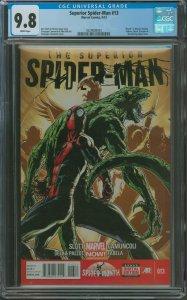 Surperior Spider-Man #13 CGC Graded 9.8 Death of Alistair Smythe