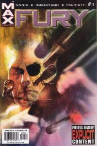 Fury (2001 series) #1, NM- (Stock photo)