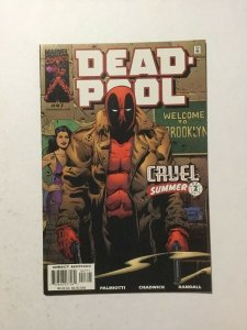 Deadpool 47 NM Near Mint Marvel Comics