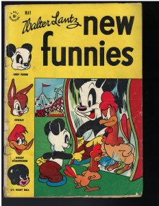 New Funnies #111 (Dell, 1946)