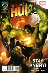 Incredible Hulk (2011 series) #8, NM + (Stock photo)