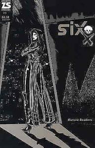 Sixx #1 VF/NM; Zygotic | save on shipping - details inside