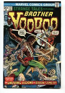 STRANGE TALES #171 BROTHER VOODOO-ROMITA COVER comic book