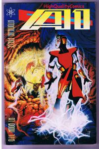A1 #1, VF, Atomeka, Barry Smith, Alan Moore, Neil Gaiman, 1989