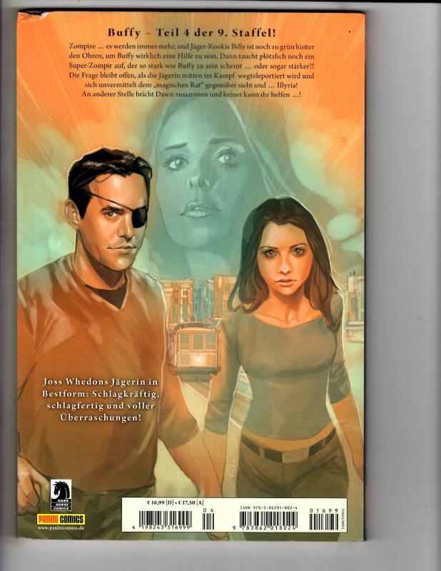 Buffy The Vampire Slayer Willdommen In Der Gang Vol # 4 Panini Dark Horse J163