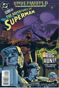 Adventures of Superman (1987 series) #530, NM + (Stock photo)