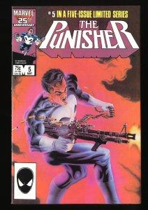Punisher (1986) #5 VF+ 8.5