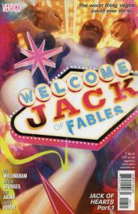 Jack of Fables #7 VF/NM; DC/Vertigo | save on shipping - details inside