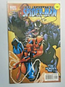 Spectacular Spider-Ma #1 signed Paul Jenkins Dynamic Forces COA (2003)