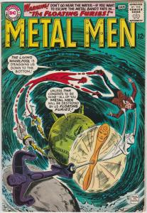 Metal Men #11 (Jan-65) FN/VF- Mid-High-Grade Metal Men (Led, Tina, Tin, Gold,...