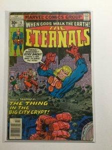 Eternals 16 Good/ Very Good Gd/ Vg 3.0 Marvel