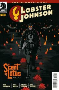 Lobster Johnson: A Scent of Lotus #2 VF/NM; Dark Horse | save on shipping - deta