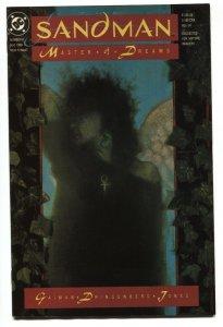 Sandman #8 comic book-Neil Gaiman 1st DEATH 1989 DC NM-