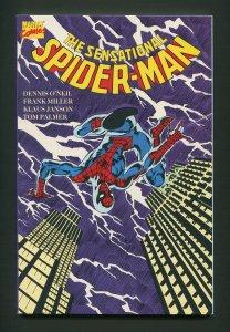 Sensational Spiderman TPB (Punisher, Dr. Strange) / 9.2 NM-  / 1988