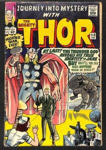 Journey Into Mystery #113 GD/VG 3.0 Marvel Comics Thor