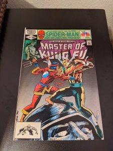 Master of Kung Fu #107 (1981)
