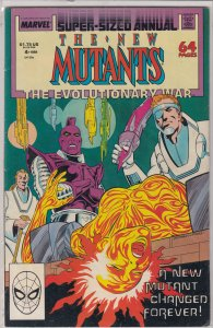 The New Mutants Annual #4 (1988)