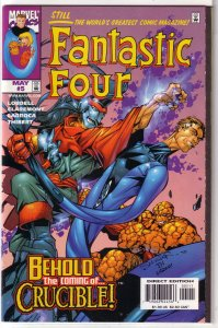 Fantastic Four   vol. 3   # 5 VF