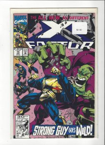 X-Factor #74 All New, All Different Peter David NM