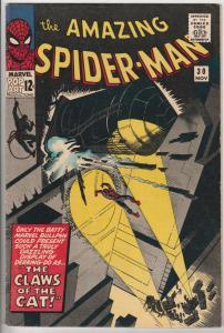 Amazing Spider-Man #30 (Nov-65) VF+ High-Grade Spider-Man