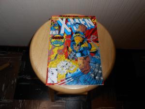 X-Men (1991 1st Series) #9 Jun 1992 Cover price $1.25 Marvel