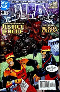 JLA: Classified #6 (2005)