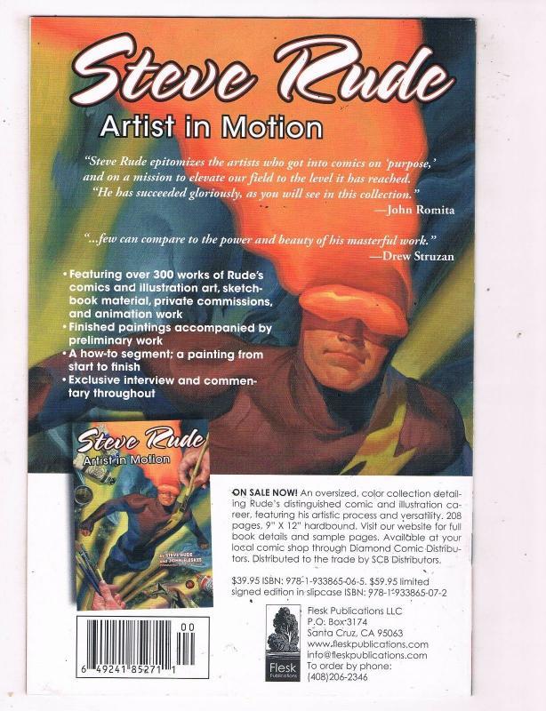 The Moth #1 VF/NM Rude Dude Productions FCBD Comic Book 2008