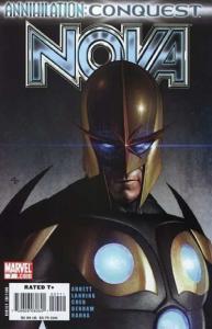 Nova (2007 series) #7, VF (Stock photo)