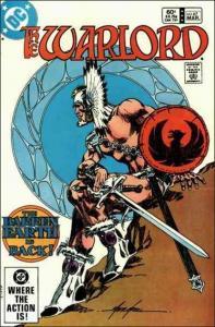 DC WARLORD (1976 Series) #67 VF