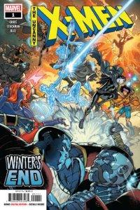 Uncanny X-Men: Winter's End #1, NM + (Stock photo)