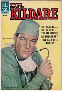 Dr. Kildare #4 (Dec-62) VF/NM- High-Grade Dr. Kildare