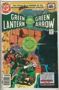 Green Lantern # 112 Strict NM Super-High-Grade Golden Age, Origin, Green Arrow