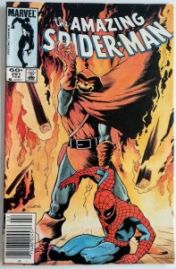 The Amazing Spider-Man #261 NEWSSTAND(FN/VF)(1985)
