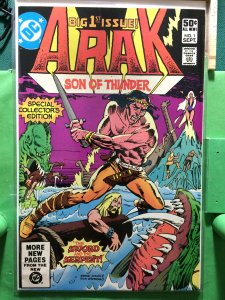 Arak Son of Thunder #1