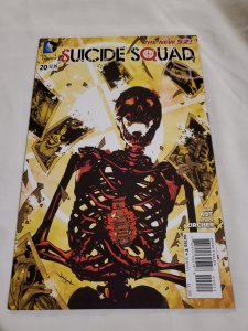 Suicide Squad 20 Near Mint Cover by Jason Pearson