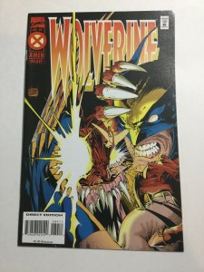 Wolverine 89 Nm Near Mint Marvel Comics